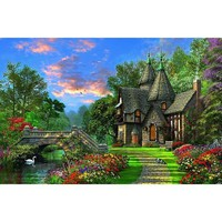 Ravensburger Tranquil Countryside Jigsaw Puzzle - Puzzle Haven