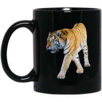 Tiger Mug by Living You Co. | Tiger Coffee Mug, Tiger Coffee Cup, Tiger Cup