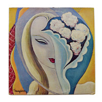 Vintage 70s Derek and The Dominos Layla and Other Assorted Love Songs Gatefold Double Album