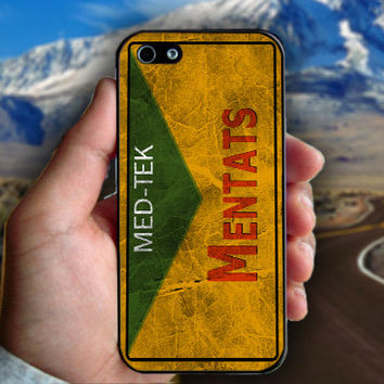 Fallout Mentats Box - Print on hard plastic case for iPhone case. Select an option