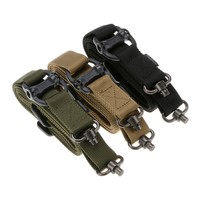 Quick Adjustable Two 2 Point Gun Sling Outdoor Hunting Tactical Multi-function Airsoft Hunting System Rifle Shot Gun Sling Strap
