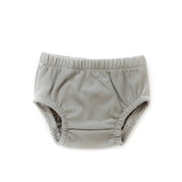 French Terry Baby Bloomers in Flint
