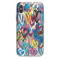 Love Wall iPhone XR case