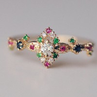 Scheherazade Ring