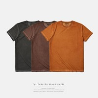Summer Weathered Tops Pattern T-shirts [10159748935]