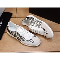 dior fashion men womens casual running sport shoes sneakers slipper sandals high heels shoes 188