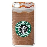 Starbucks Coffee Seatle Latte Iphone 5 Case Cover Style Ft030, Plastic Shell Hard Case Cover Protector: Everything Else
