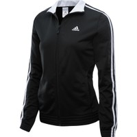 adidas Women's 3 Stripe Tricot Jacket | DICK'S Sporting Goods