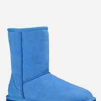 Ugg Classic Short Womens Boots Blue  In Sizes
