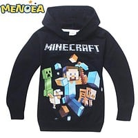 2016 New Hot kids Hoodies kids boys girls spring autumn thin sweater Long Sleeve Outwear baby clothes