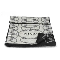 PRADA Woman Fashion Accessories Sunscreen Cape Scarf Scarves