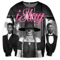 iSlay Beyonce 3D Sublimation Sweatshirt