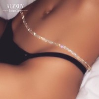 Bling Belly Chain Body Jewelry