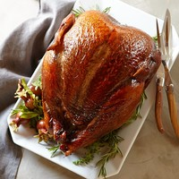 Willie Bird Smoked Turkey Whole, Holiday Delivery