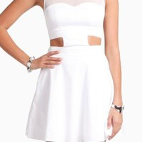 DailyLook: Cut-out Dress by BLVD