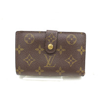 Authentic Louis Vuitton Wallet Portefeuille Viennois Browns Monogram