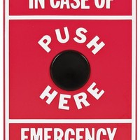 Accoutrements Emergency Yodel Button