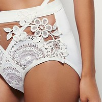 Free People Lucia High Waist Undie