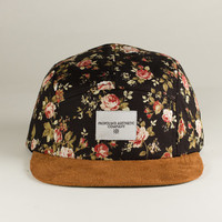 Profound Aesthetic - The Portland Rose 5 Panel Hat