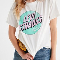 Levi's Circle Logo Tee | Urban Outfitters