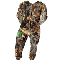 Real wood Camo Onesuit