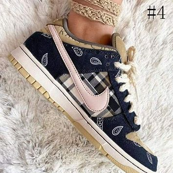 Nike Sb Dunk Low sneakers new men's and women's skateboard shoes