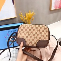 GUCCI Simple Atmosphere Women's Shoulder Bag Crossbody Bag