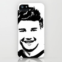 Liam Payne 1Direction iPhone & iPod Case by Karl Wilson Photography