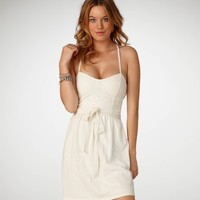 AE Lace Corset Dress   American Eagle Outfitters