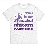 Magical Unicorn Costume Shirt