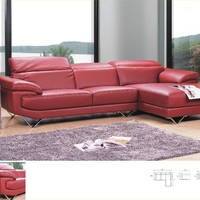Modern style sectional sofa top real Genuine leather sofa living room sofa couch L shape corner sofa sectional furniture 8207