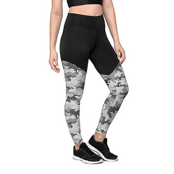 LastMile High Intensity Sports Compression Leggings
