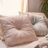 Tomek Space Dyed Oversized Pillow - Urban Outfitters