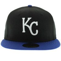 Kansas City Royals On Field Collection ( 2002-2005 ) 59fifty New Era Cap