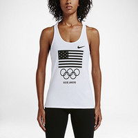The Nike Team USA Flag Women's Tank.