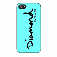 Diamond Supply Co Teal iPhone 5s Case