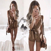 Women's Fashion Jumpsuit [10893288335]