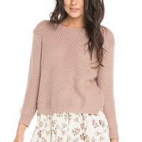 Brandy ♥ Melville |  Nixie Knit - Just In
