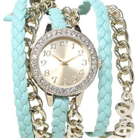 Love Wrap Watch | Shop Jewelry at Wet Seal