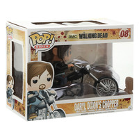 Funko The Walking Dead Pop! Rides Daryl Dixon's Chopper Vinyl Figure