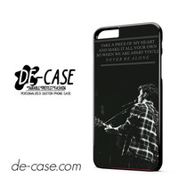 Shawn Mendes Quotes DEAL-9530 Apple Phonecase Cover For Iphone 6/ 6S Plus