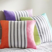 Pattern Play Pillow Cover