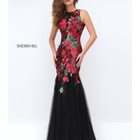 Sherri Hill 50250 Prom Dress