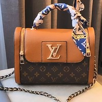 LV Simple Presbyopia Women's Handbag Shoulder Bag Crossbody Bag