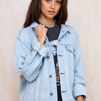 Nevada Denim Jacket