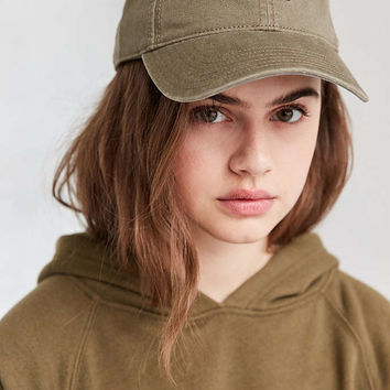 adidas Originals Relaxed Strapback Baseball Hat - Urban Outfitters