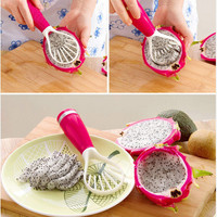 Fruit Scoop DIY Creative Kitchen Tools Fruit Dig Nuclear Accessories Gadgets 69822