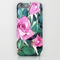 Bonfire iPhone & iPod Case by Jessica Ivy