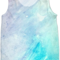 Cool Tye-Dye Tank Top