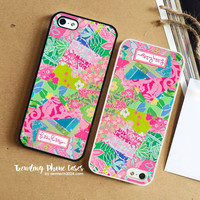 Lilly Pulitzer All Collection iPhone Case Cover for iPhone 6 6 Plus 5s 5 5c 4s 4 Case